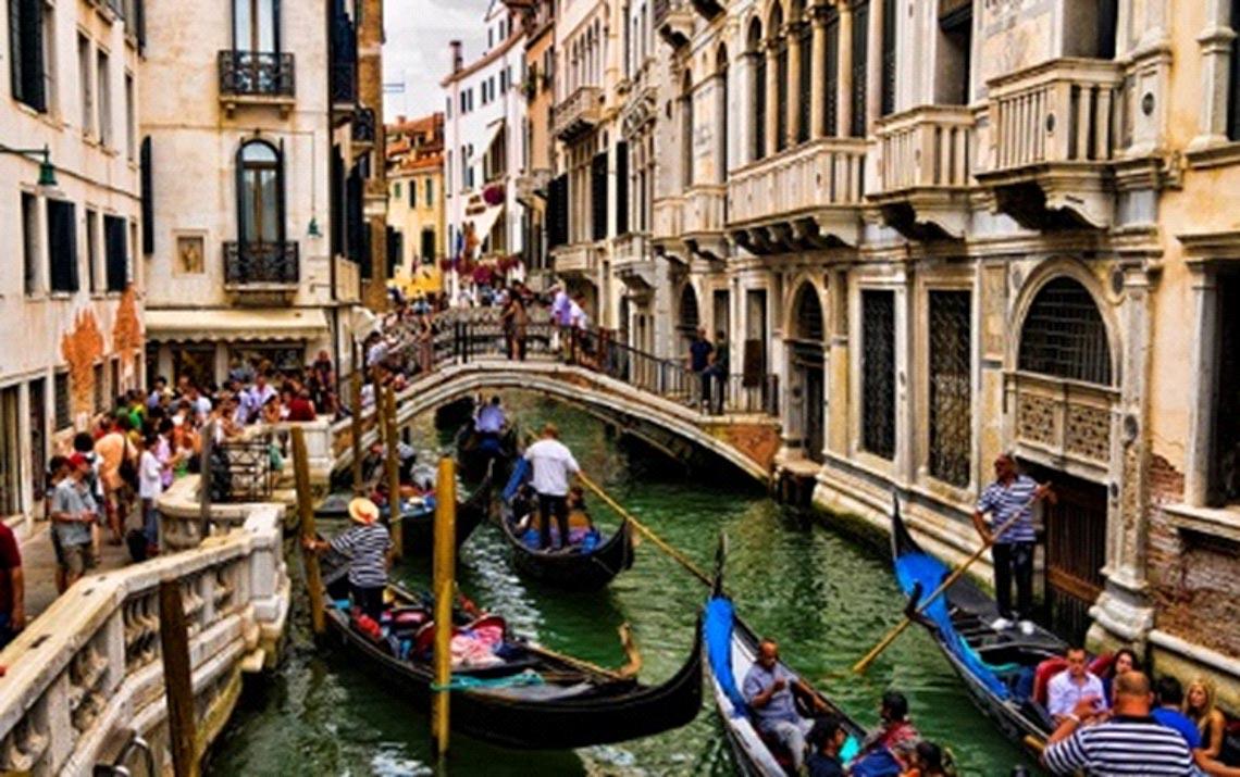 Venice - thành phố của huyền thoại và tình yêu -4