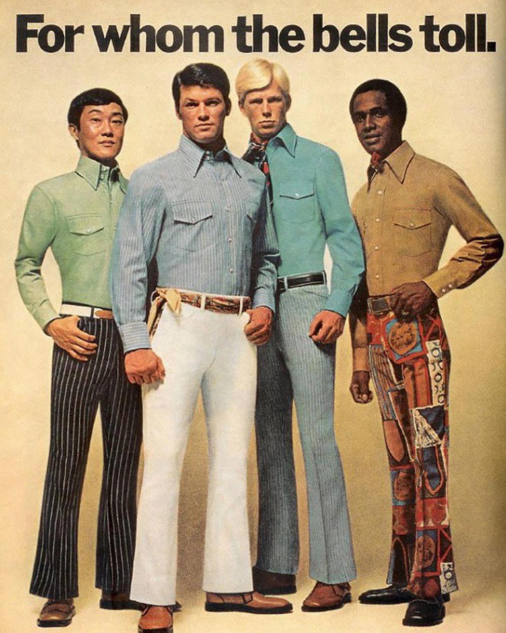 Lịch sử thú vị của chiếc quần dài - 03