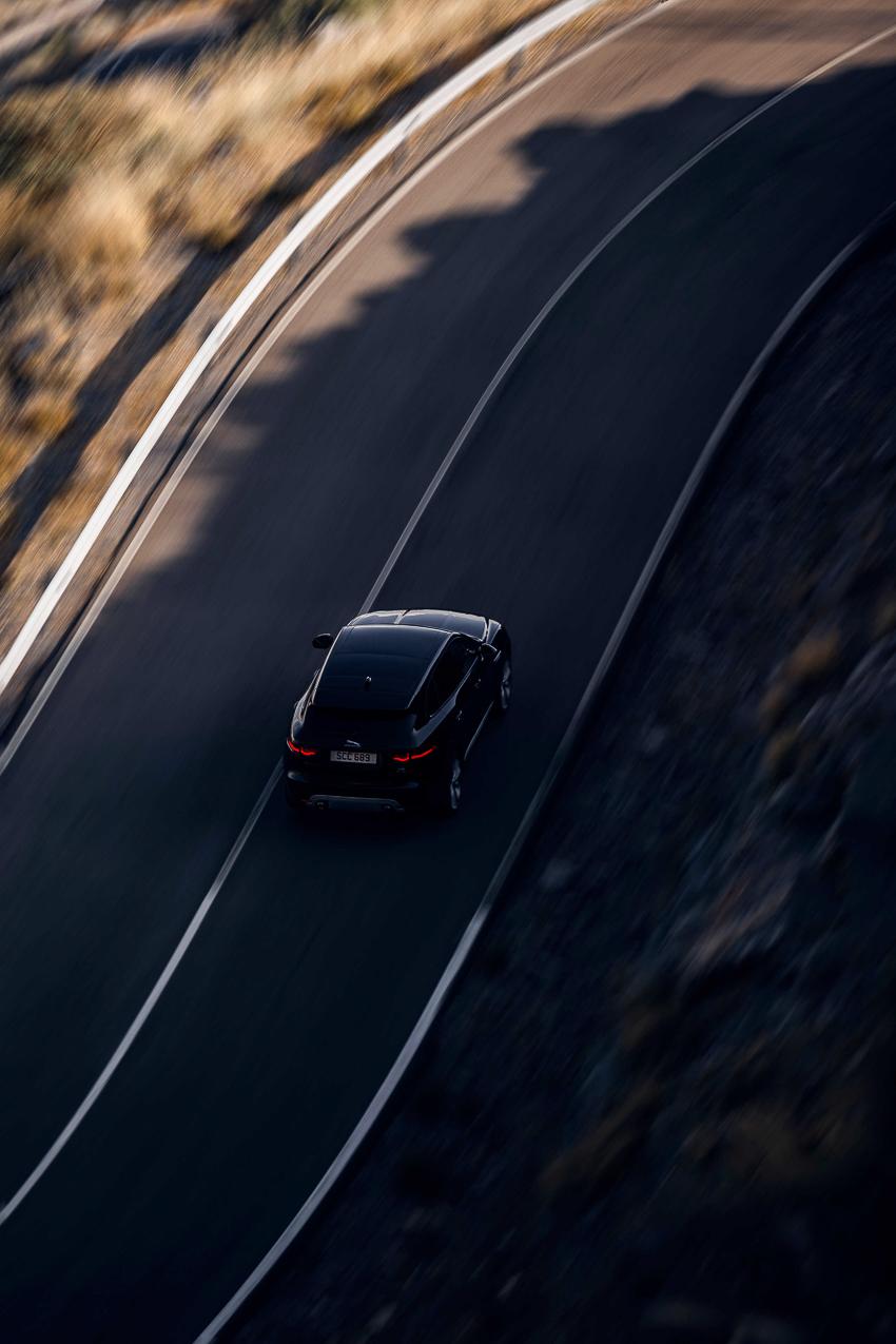Jaguar hợp tác với Canon thực hiện bộ phim đầu tiên sử dụng máy ảnh - EOS C500 Mark II mới -10