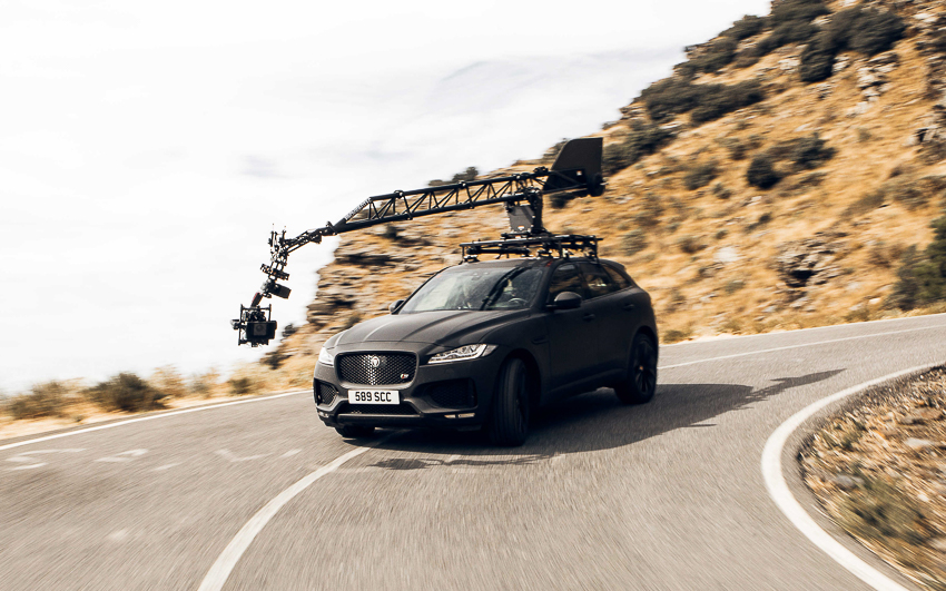 Jaguar hợp tác với Canon thực hiện bộ phim đầu tiên sử dụng máy ảnh - EOS C500 Mark II mới - 7