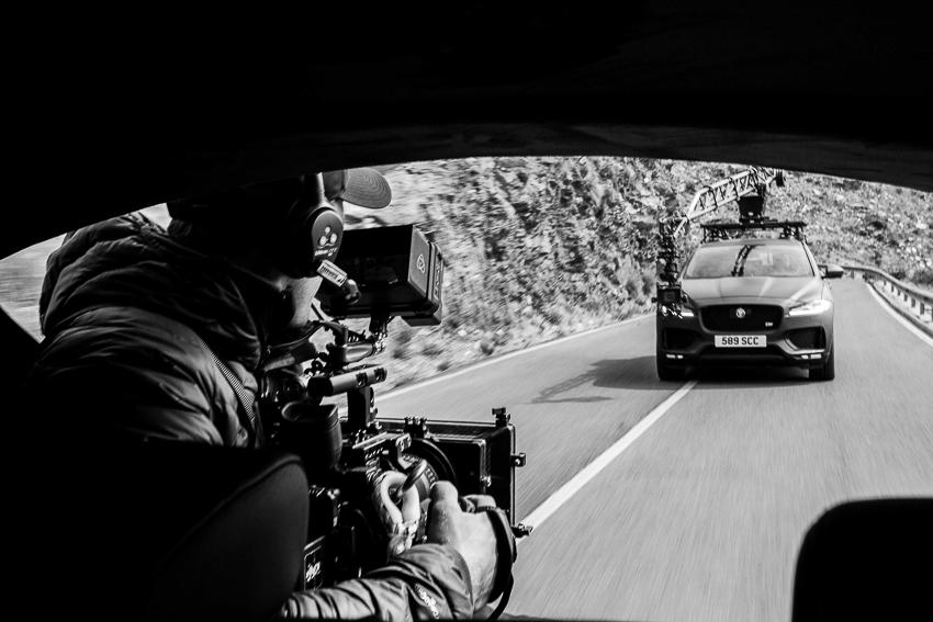 Jaguar hợp tác với Canon thực hiện bộ phim đầu tiên sử dụng máy ảnh - EOS C500 Mark II mới - 8