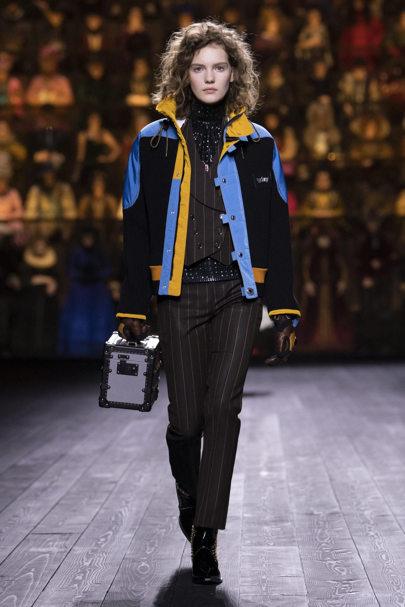 Louis Vuitton Thu-Đông 2020: Sự giao thoa giữa thời đại - 08