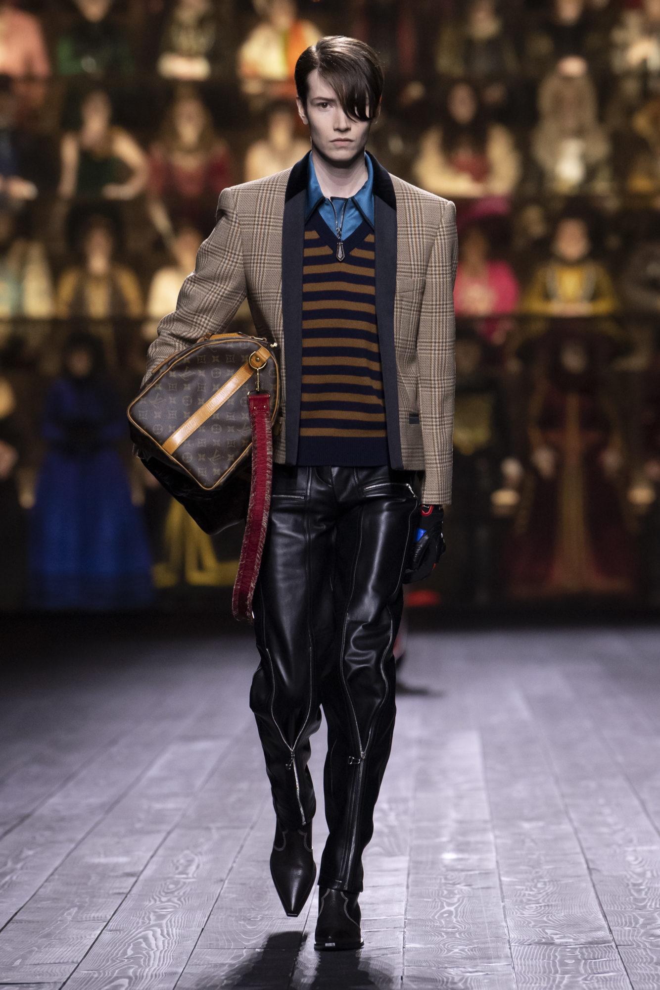 Louis Vuitton Thu-Đông 2020: Sự giao thoa giữa thời đại - 13
