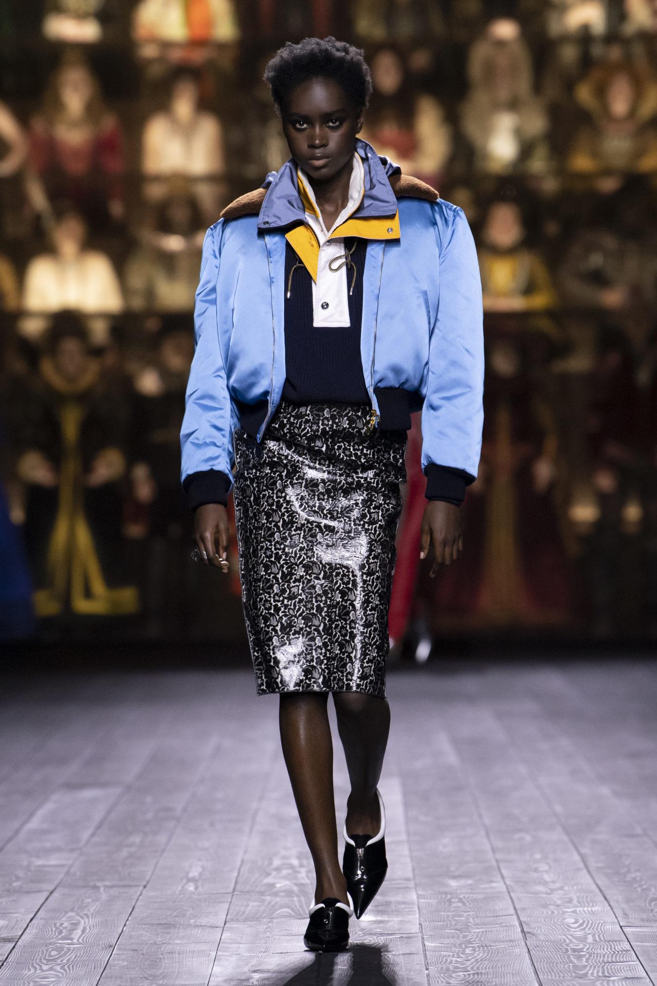 Louis Vuitton Thu-Đông 2020: Sự giao thoa giữa thời đại - 16