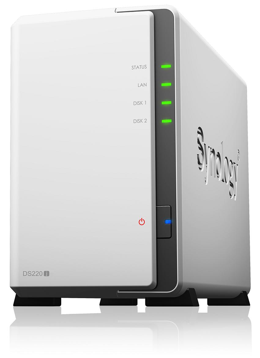 Synology DiskStation DS220j đơn giản hóa sao lưu dữ liệu và truyền phát đa phương tiện - 2