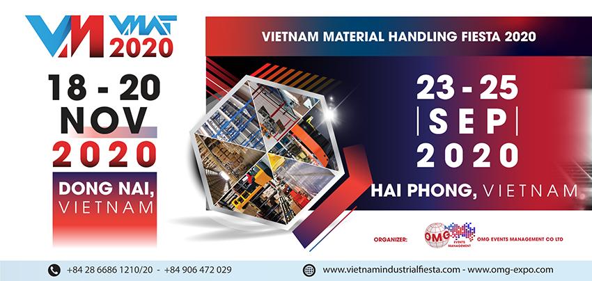 riển lãm Công nghiệp & Sản xuất Việt Nam 2020 tại Hải Phòng và Đồng Nai - 4
