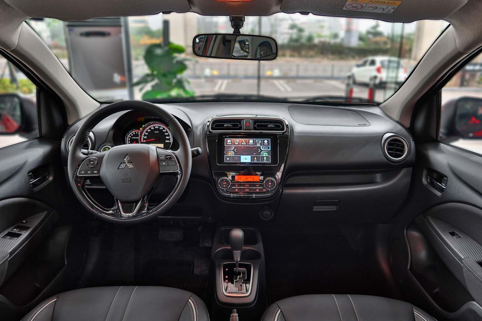 Mitsubishi Attrage 2020 ra mắt tại VN, giá từ 375 triệu - 3