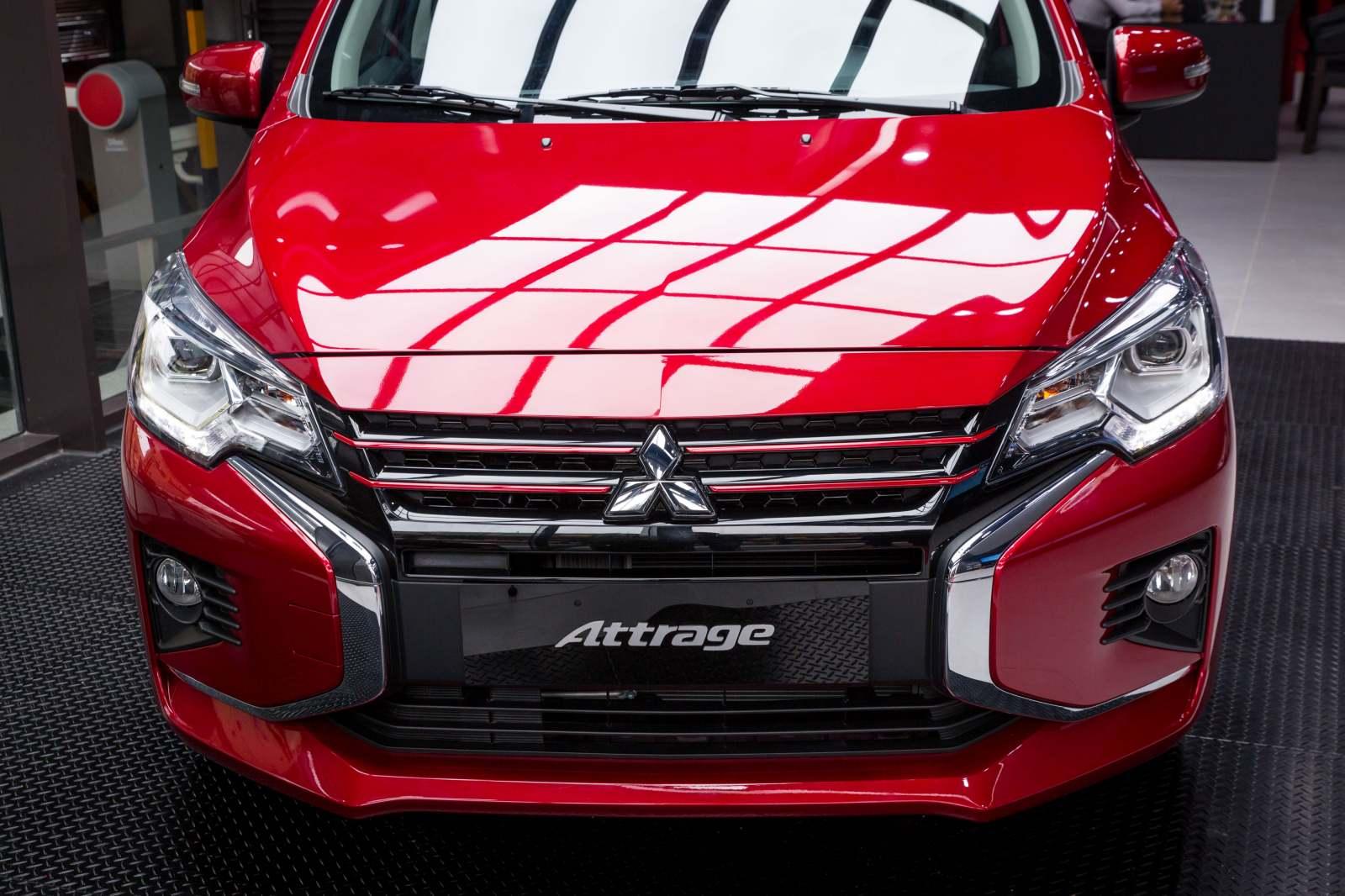 Mitsubishi Attrage 2020 ra mắt tại VN, giá từ 375 triệu - 4