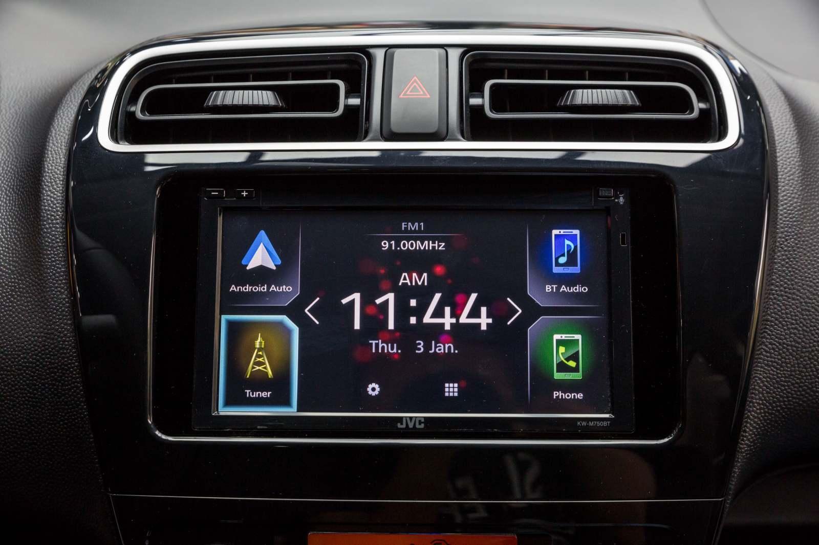 Mitsubishi Attrage 2020 ra mắt tại VN, giá từ 375 triệu - 7