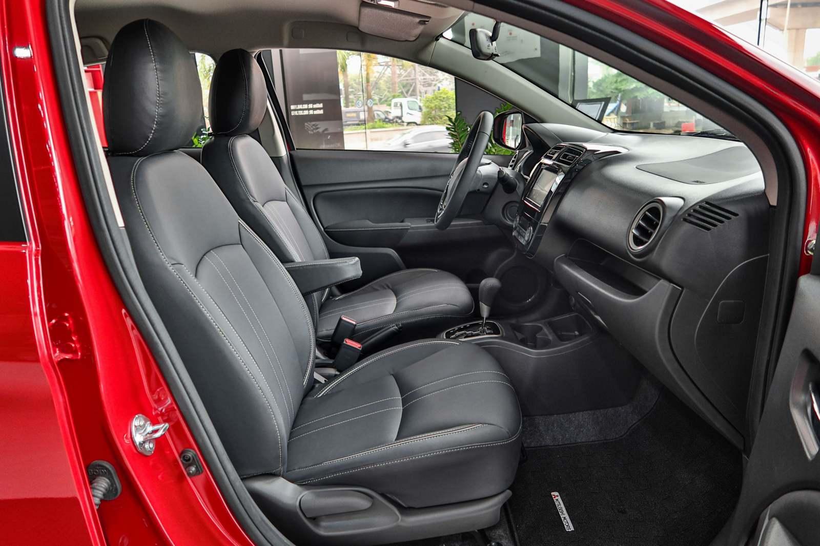 Mitsubishi Attrage 2020 ra mắt tại VN, giá từ 375 triệu - 8