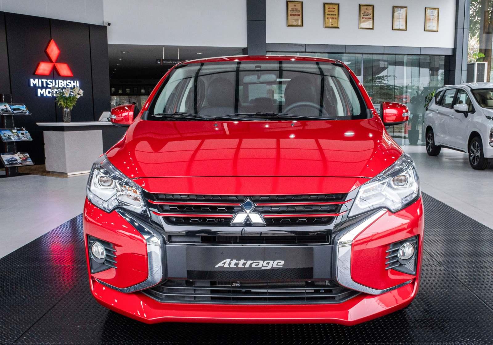 Mitsubishi Attrage 2020 ra mắt tại VN, giá từ 375 triệu - 11