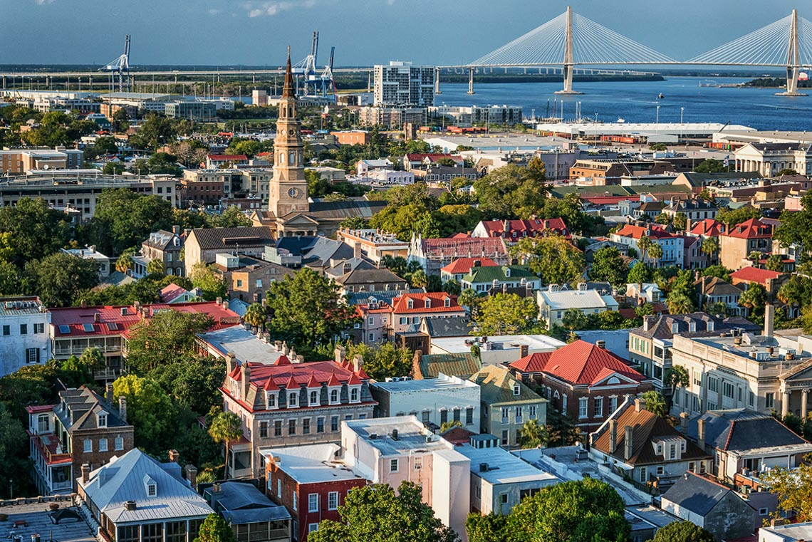 15 thành phố lâu đời nhất nước Mỹ -1