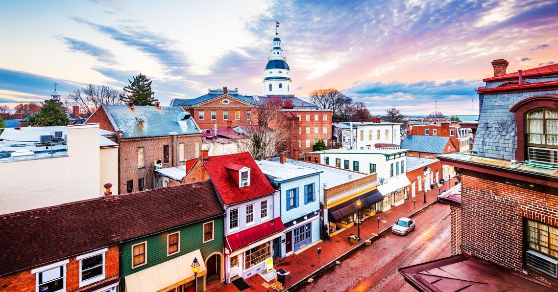 15 thành phố lâu đời nhất nước Mỹ -10