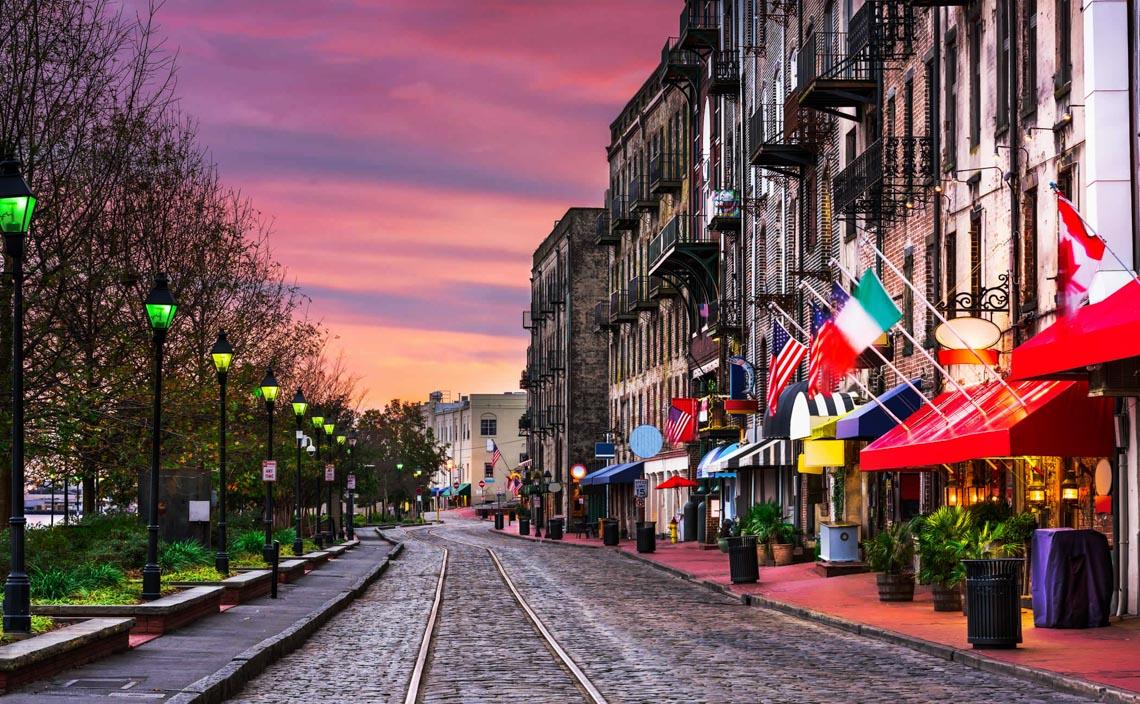 15 thành phố lâu đời nhất nước Mỹ -15