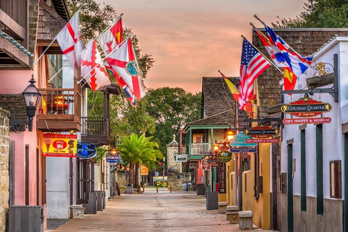 15 thành phố lâu đời nhất nước Mỹ -4