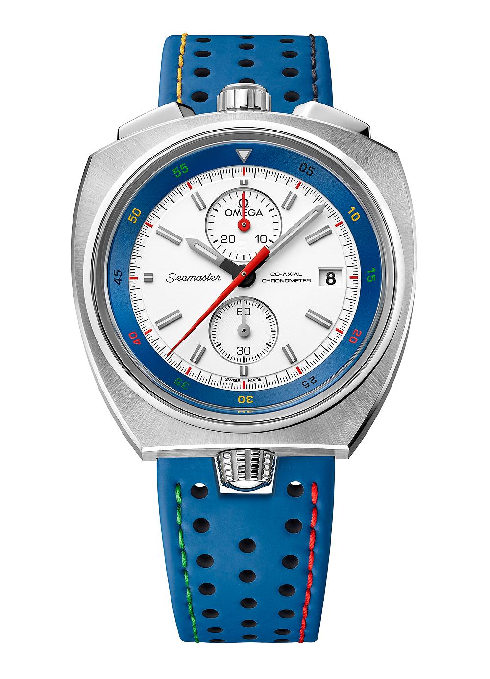 Cơ hội sở hữu 5 mẫu đồng hồ Omega Olympic Tokyo 2020 - 9