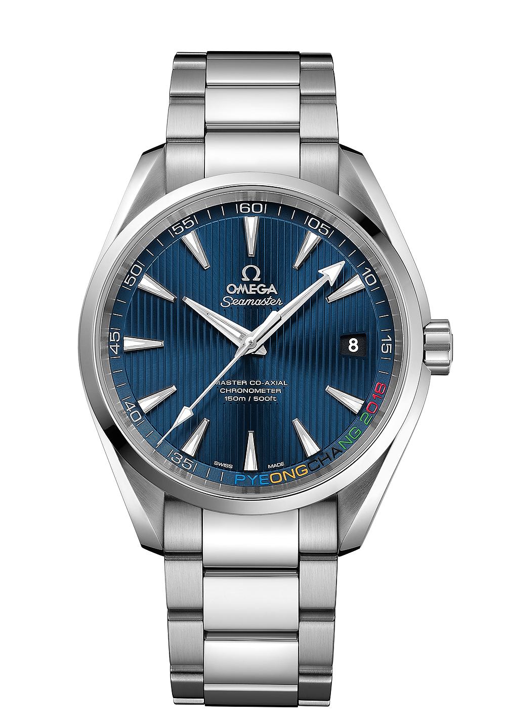 Cơ hội sở hữu 5 mẫu đồng hồ Omega Olympic Tokyo 2020 - 7