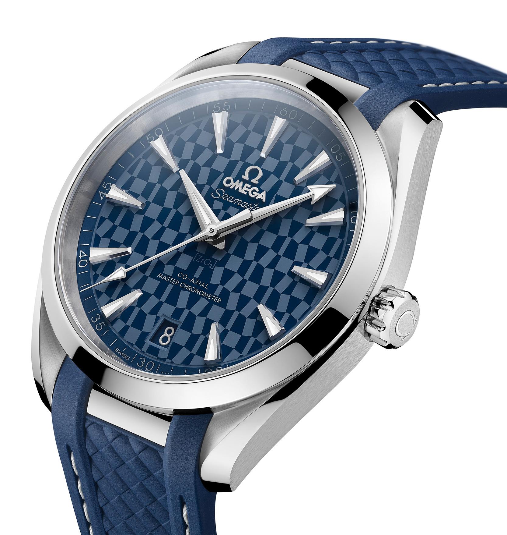 Cơ hội sở hữu 5 mẫu đồng hồ Omega Olympic Tokyo 2020 - 5
