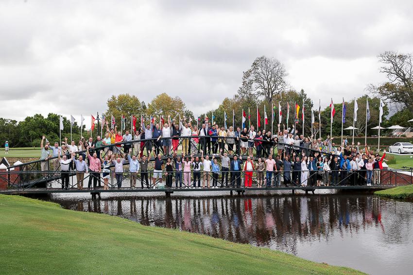 Golfer Việt gây ấn tượng tốt ở chung kết BMW Golf Cup International tại Nam Phi-1