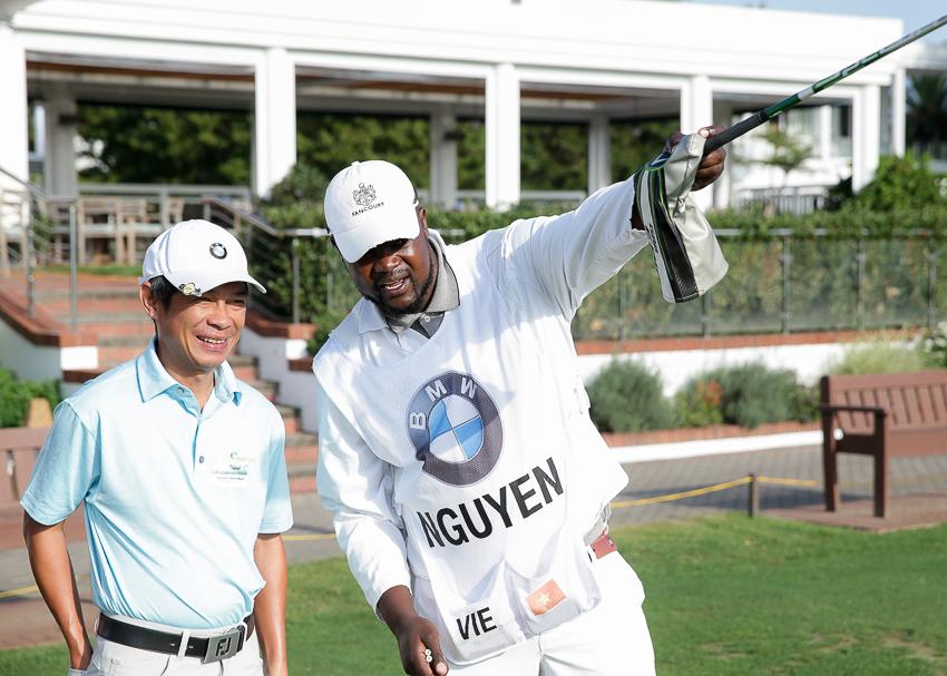 Golfer Việt gây ấn tượng tốt ở chung kết BMW Golf Cup International tại Nam Phi - 5