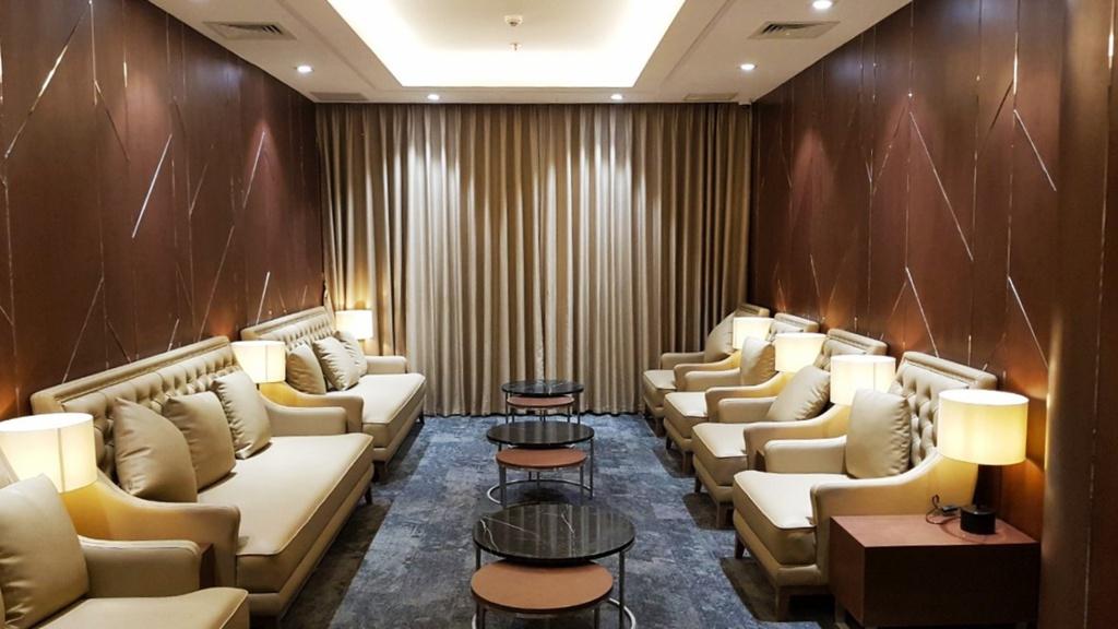 Phòng chờ hạng Thương gia của Bamboo Airways. - 3
