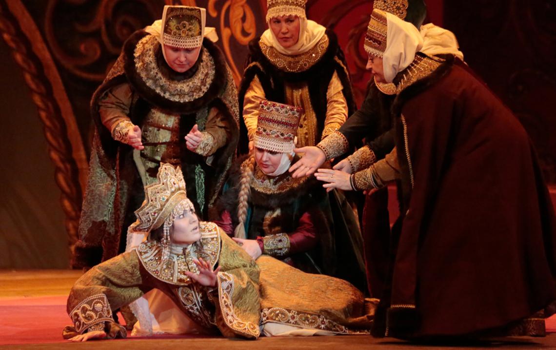 Nhà hát Bolshoi chiếu ballet kinh điển online cho khán giả thời COVID-19 - 4