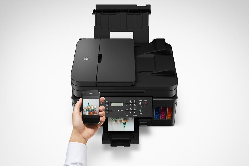 Canon ra mắt hai mẫu máy in mới dòng G Series và máy in di động không dây PIXMA TR150 - 7