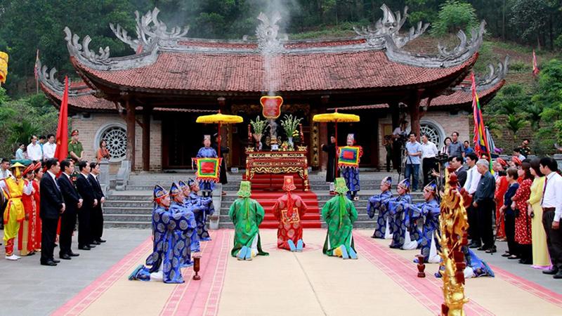 Tín ngưỡng thờ cúng Hùng Vương - 05