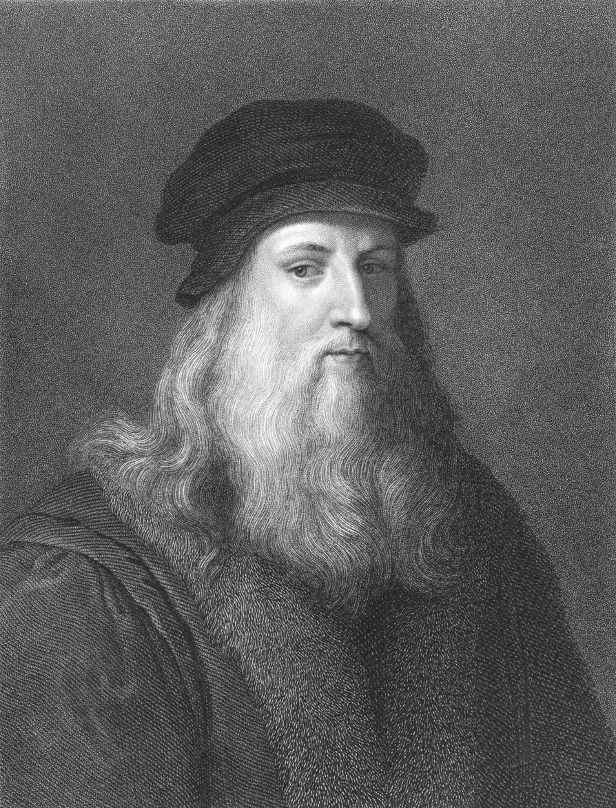 Sự uyên bác tạo nên sức sống nghệ thuật của Leonardo da Vinci -03