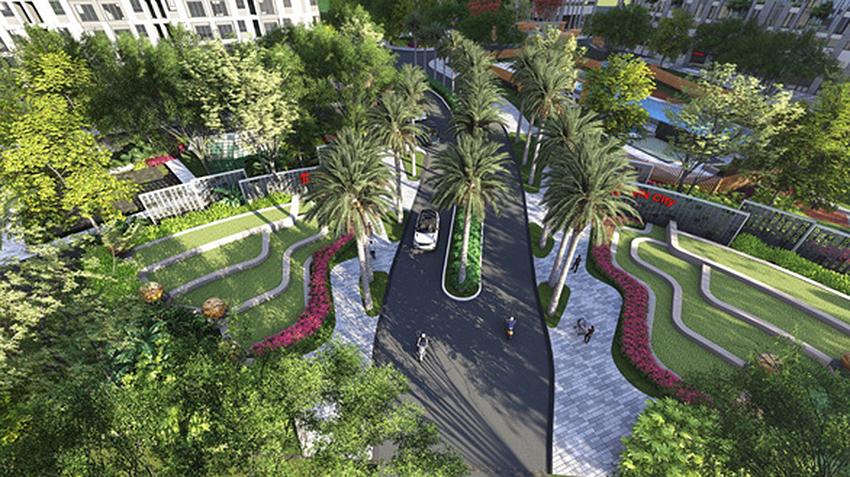 Picity High Park - Đô thị Singapore thu nhỏ giữa lòng Sài Thành - 1