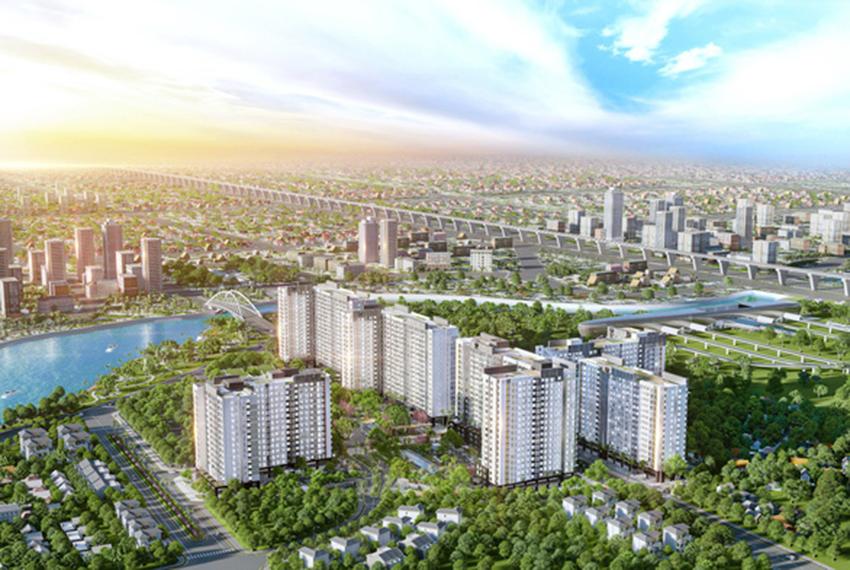 Picity High Park - Đô thị Singapore thu nhỏ giữa lòng Sài Thành - 3