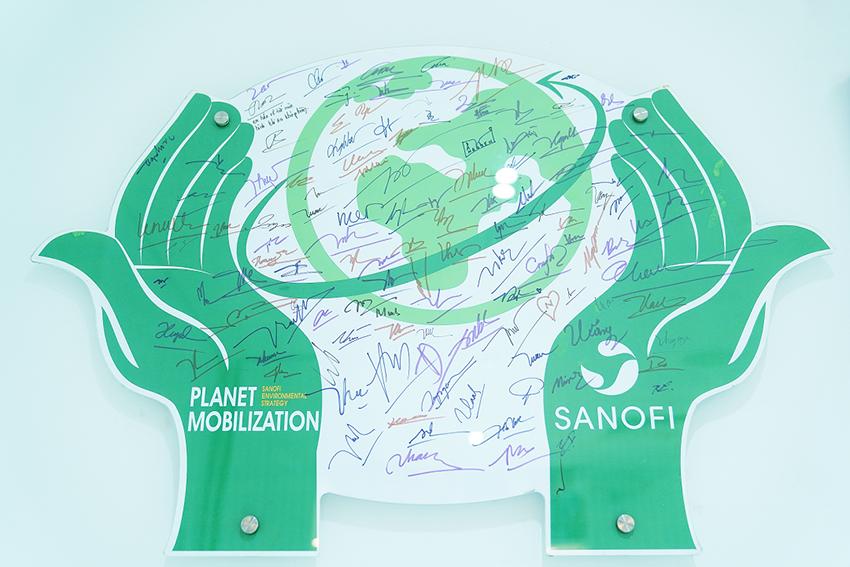 Nhà máy Sanofi Việt Nam giảm thiểu rác thải nhựa trong sản xuất, bảo vệ môi trường - 2