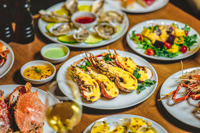 Ưu đãi ẩm thực mùa hè cho gia đình tại khách sạn Sheraton Saigon Hotel & Towers - 2