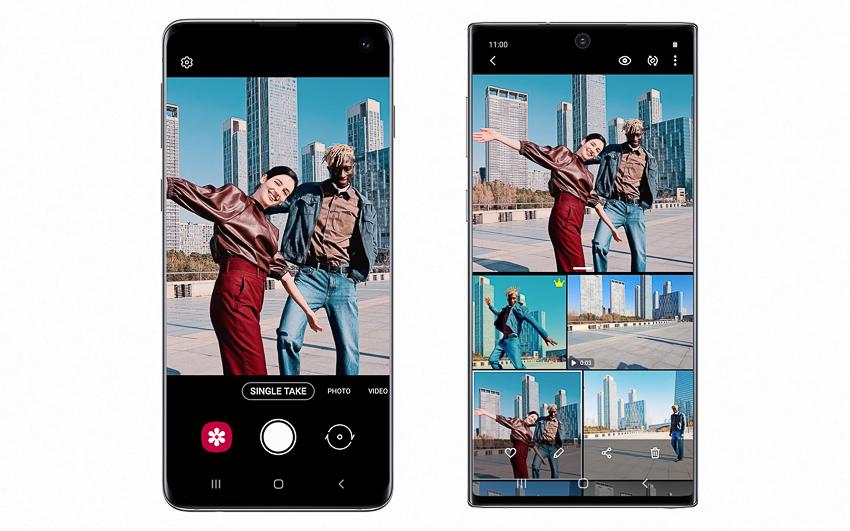 Samsung công bố loạt tính năng đột phá mới trên Galaxy S10 và Galaxy Note 10 - 01