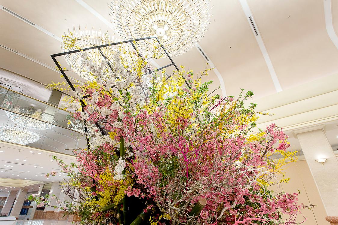 Keio Plaza Hotel Tokyo tổ chức sự kiện đặc biệt chào đón mùa hoa anh đào - 4
