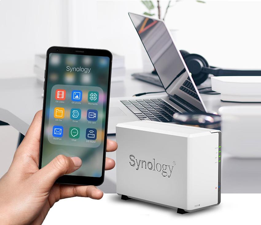 Synology DiskStation DS220j đơn giản hóa sao lưu dữ liệu và truyền phát đa phương tiện - 3