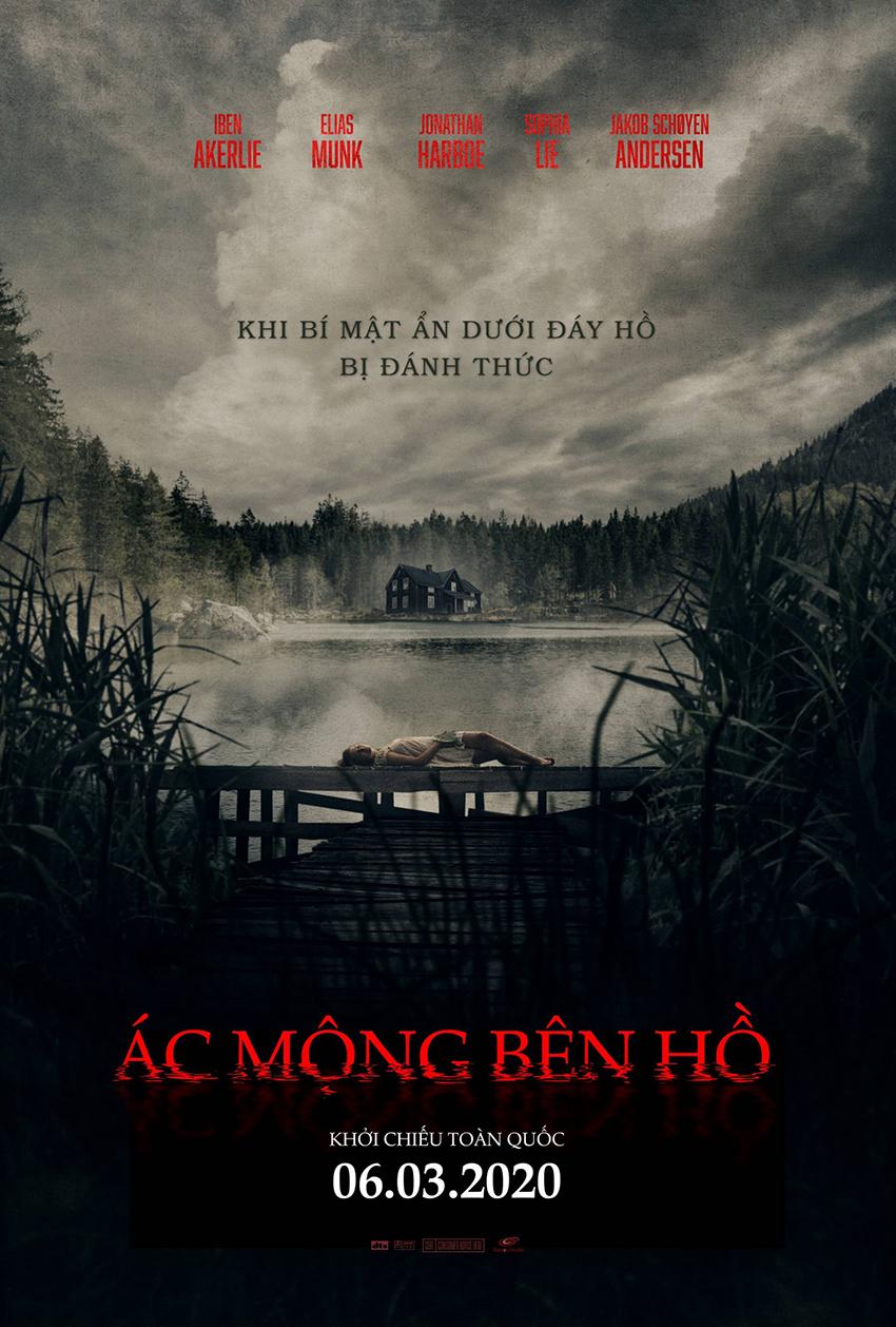 Ác Mộng Bên Hồ – Lake Of Death - Phim chiếu rạp 3/2020
