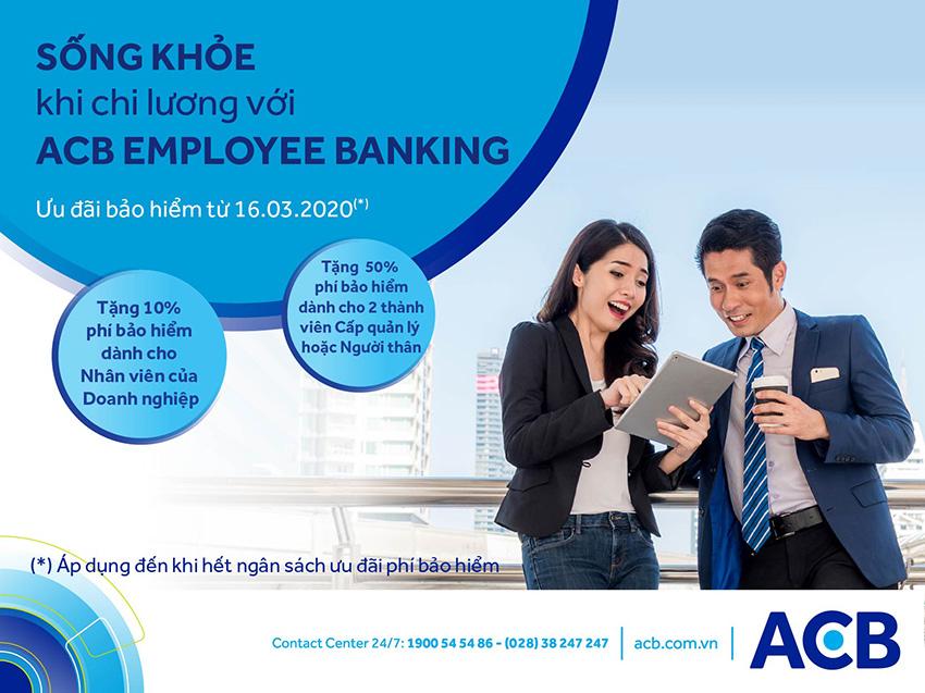 Acb triển khai employee banking - Gói dịch vụ tài chính dành riêng cho nguồn nhân lực việt - 2