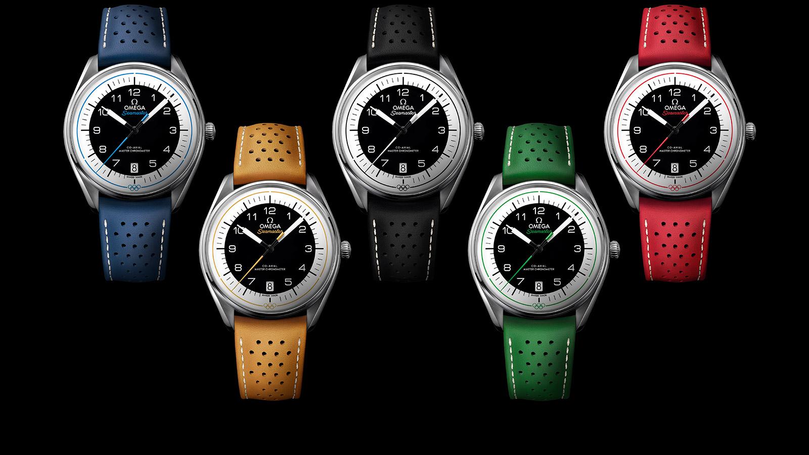 Cơ hội sở hữu 5 mẫu đồng hồ Omega Olympic Tokyo 2020 - 4