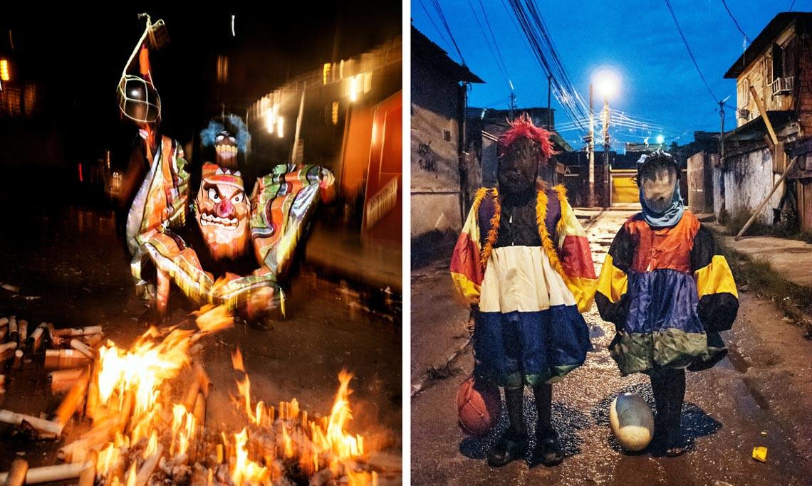 Bate-bola: Lễ hội hóa trang chú hề tràn đầy năng lượng nhất trái đất -3