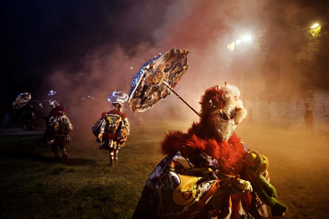 Bate-bola: Lễ hội hóa trang chú hề tràn đầy năng lượng nhất trái đất -4