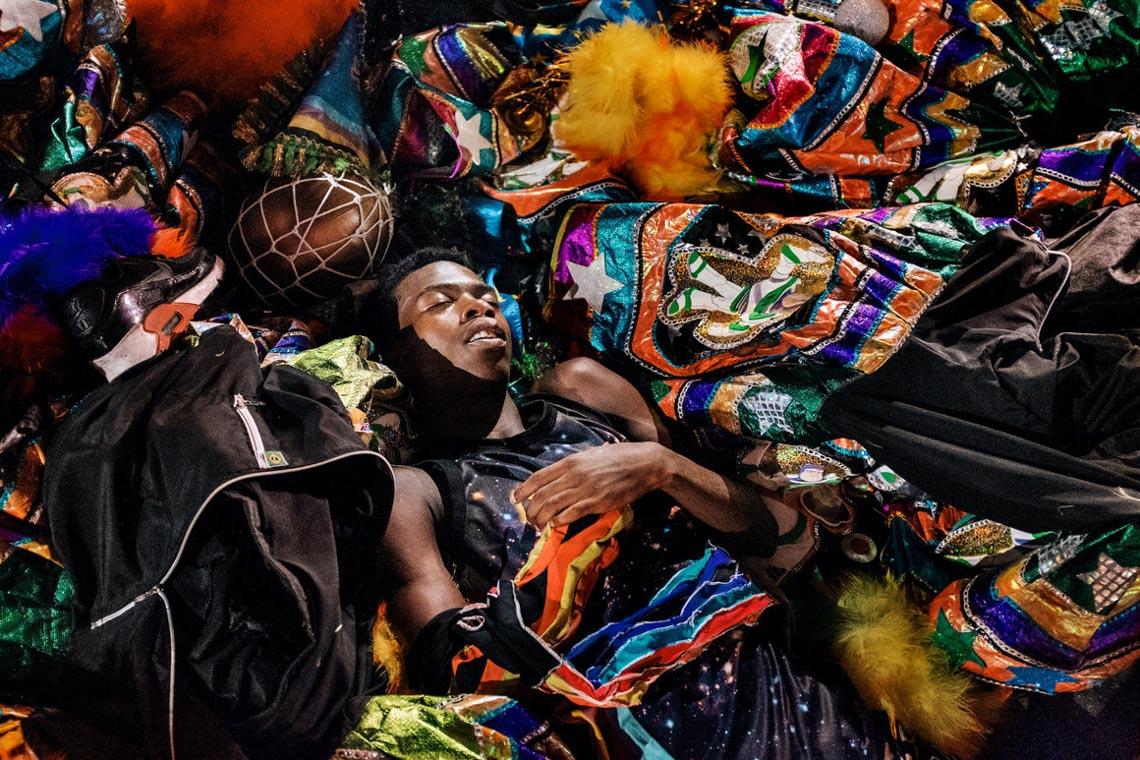 Bate-bola: Lễ hội hóa trang chú hề tràn đầy năng lượng nhất trái đất -8
