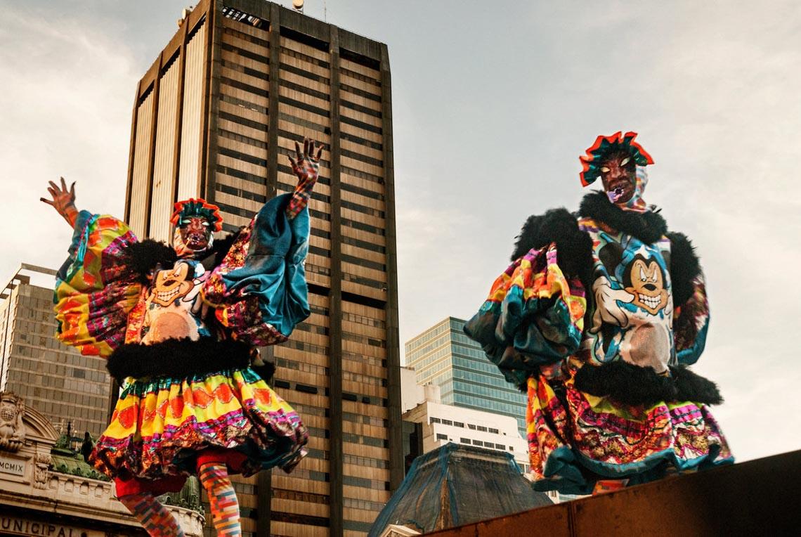Bate-bola: Lễ hội hóa trang chú hề tràn đầy năng lượng nhất trái đất -9