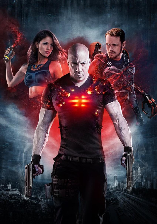 Bloodshot – Phim chiếu rạp 3/2020