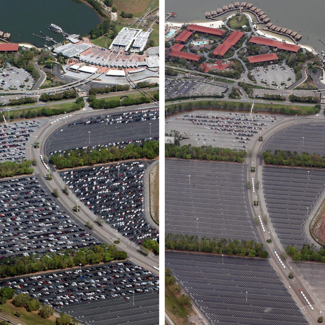 Chùm ảnh: Thế giới trước và sau cơn sóng thần COVID-19 -13