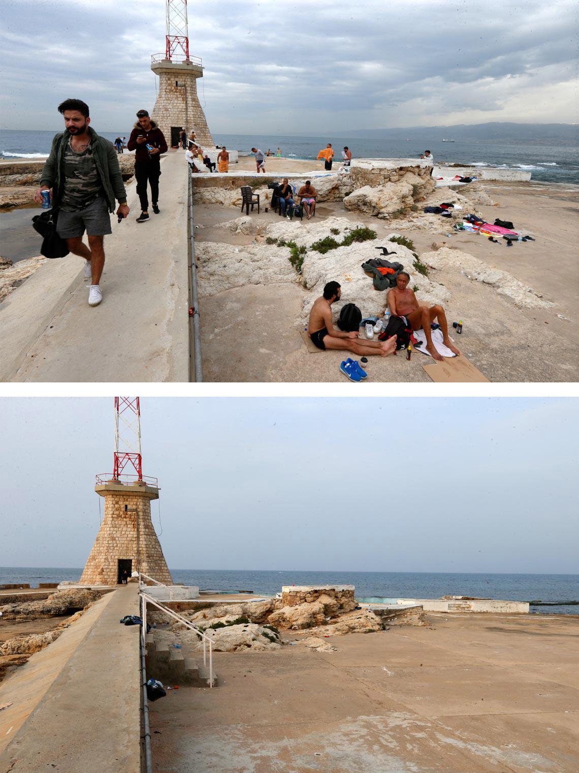 Chùm ảnh: Thế giới trước và sau cơn sóng thần COVID-19 -8