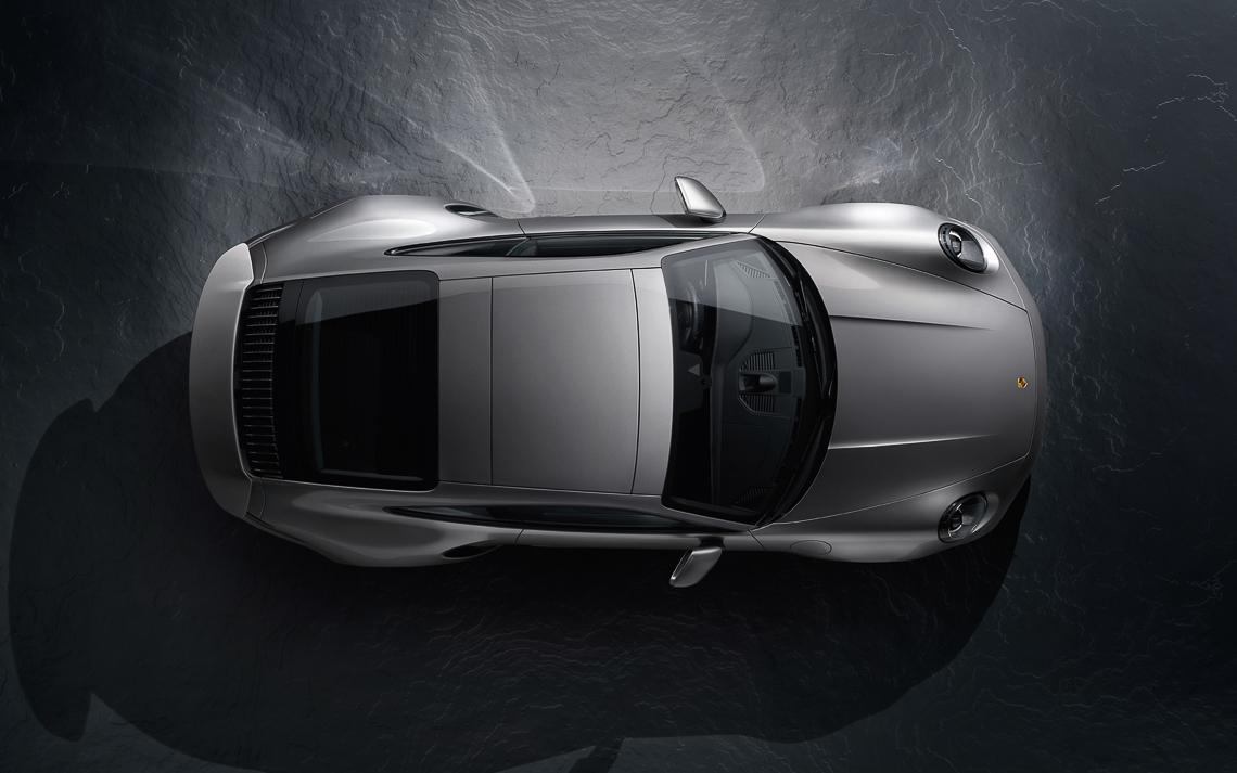 Porsche 911 Turbo S hoàn toàn mới, mạnh hơn với động cơ Turbo - 02