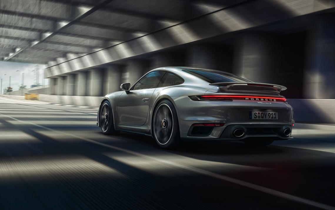 Porsche 911 Turbo S hoàn toàn mới, mạnh hơn với động cơ Turbo - 03