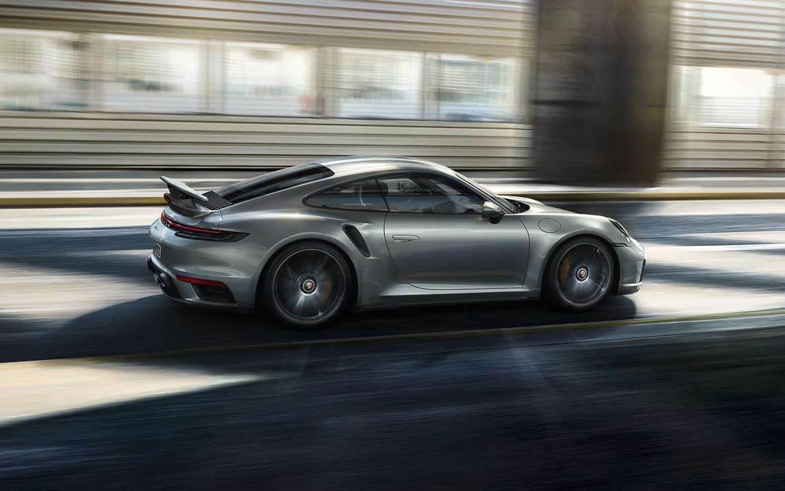 Porsche 911 Turbo S hoàn toàn mới, mạnh hơn với động cơ Turbo - 04