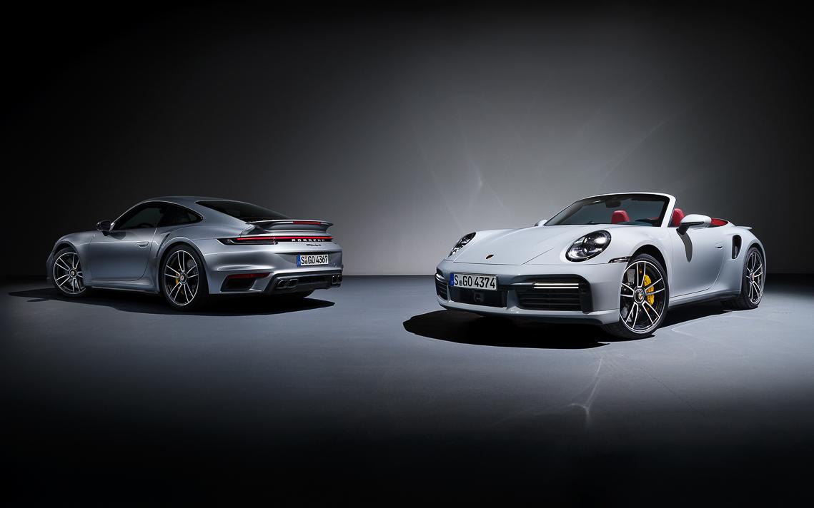 Porsche 911 Turbo S hoàn toàn mới, mạnh hơn với động cơ Turbo - 05